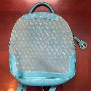 Vintage Dooney & Bourke Backpack